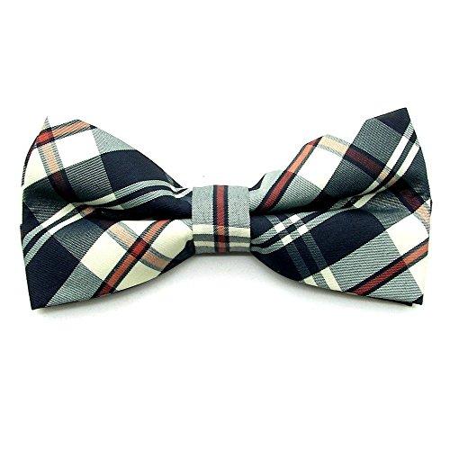 1-fliege-schleife-verstellbar-kariert-karo-muster-gebunden-herren-anzug-hemd-hochzeit-business-krawa