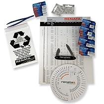 Renata Pro-pack Watch Battery Assortment