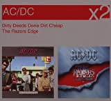 AC/DC Dirty Deeds Done Dirt Cheap / The Razor's Edge