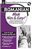 Romanian Made Nice & Easy (Language Learning)