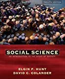 Social Science: An Introduction to the Study of Society (12th Edition)