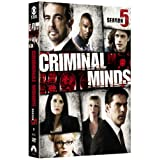 Criminal Minds: Season 5by Shemar Moore