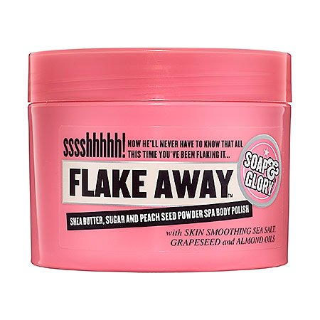 Soap &amp; Glory Flake Away Body Polish 10.1 oz