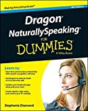 img - for Dragon NaturallySpeaking For Dummies by Stephanie Diamond (2014-11-24) book / textbook / text book