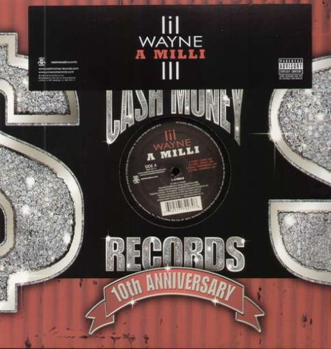 Lil Wayne - A Milli/Lollipop (Promo CDS) - Lil Wayne - Zortam Music