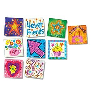 4M Magnetic Mini Tile Art (Color: Others, Tamaño: Standard)