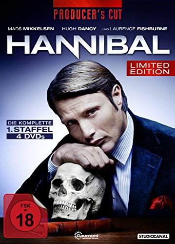Hannibal - Die komplette 1. Staffel (Limited Edition, 4 Discs, Producer's Cut)
