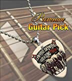 Lynyrd Skynyrd God & Guns Tour Premium Guitar Pick Necklace