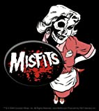 Licenses Products Misfits Waitress Sticker
