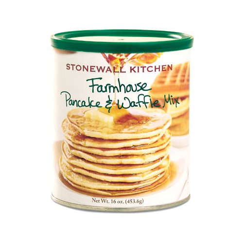 Stonewall Kitchen Farmhouse Pancake & Waffle Mix at Amazon.com
