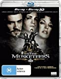 The Three Musketeers (2011) (3D Blu-ray/Blu-ray) Blu-Ray