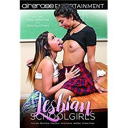 Lesbian Schoolgirl