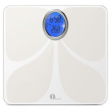 1byone Digital Smart Wireless Body Fat Scale