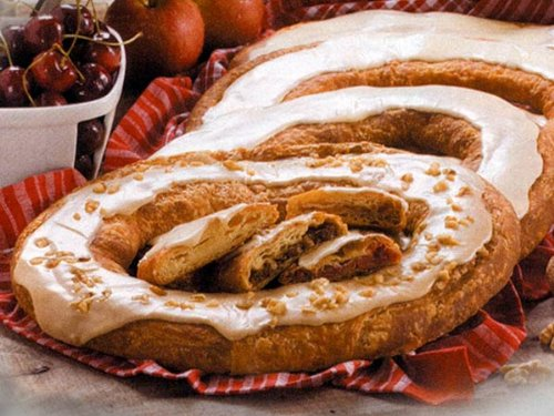 O & H Danish Kringle of the Month Gift, 3 consecutive months