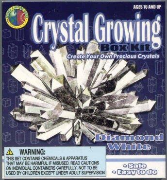 Science Explorers Science Kit White Crystal