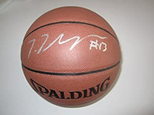 Tristen Thompson Signed Autographed Rookie Cleveland Cavaliers Basketball Authentic...
