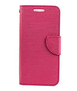 STYLE CASE FLIP COVER FOR ZENFONE 6 ZE601-PINK