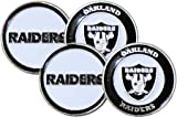 Oakland Raiders Ball Marker Set at Amazon.com