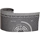"Jackson Safety 14756 Wrap-A-Round, X-Large, 9' Length x 5"" Width, Black"