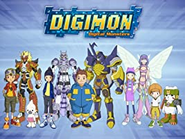 Digimon Frontier: Season 4, Volume 1