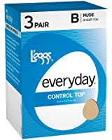 L'eggs Everyday Control Top ST 3 Pair 39600
