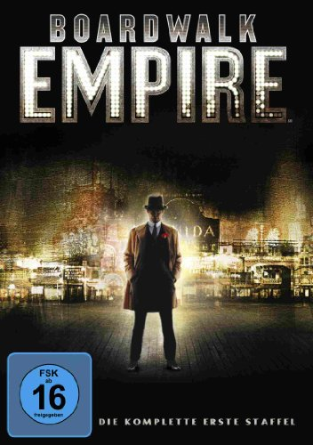Boardwalk Empire - Die komplette erste Staffel [5 DVDs]