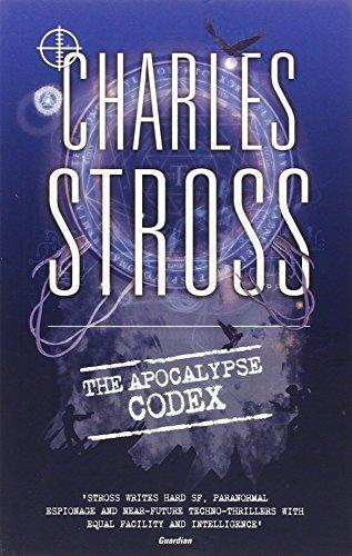 The Apocalypse Codex (Laundry Files, #4)