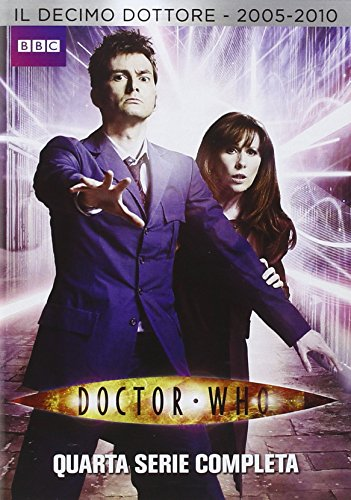 Doctor Who - Stagione 04 (6 Dvd) (New Edition)