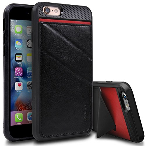 iPhone-6S-Case-Ringke-EDGE-Minimal-Wallet-Protective-Card-Holder-Premium-Synthetic-Leather-Scratch-Resistant-Hidden-Card-Slot-Wallet-Case