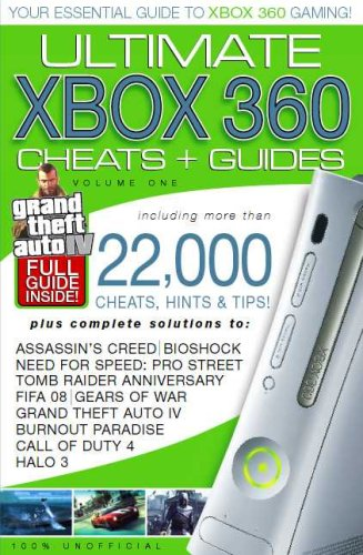 Ultimate Xbox 360 Cheats And Guides: Inc Gta Iv Complete Guide
