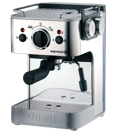 Dualit 84200 Espressivo Coffee Maker, Chrome by Dualit