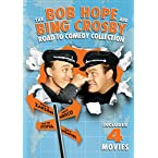 On The Road With Bob Hope & Bing Crosby DVD Set