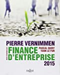finance d'entreprise 2015 (dalloz ges...