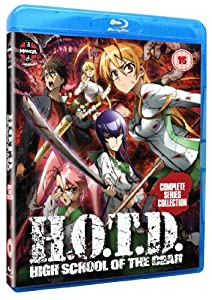 High School Of The Dead [Blu-ray] [UK Import]