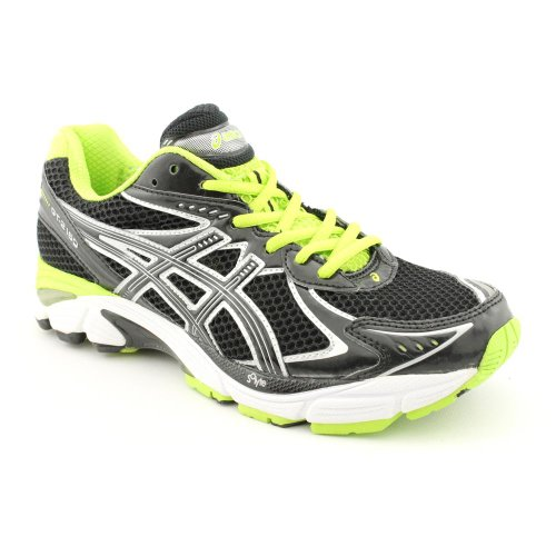 ASICS Men's GT-2160 T104N.9990 Running Shoe,Onyx/Black/Kiwi,7 M US