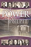 img - for More Power in the Pulpit book / textbook / text book