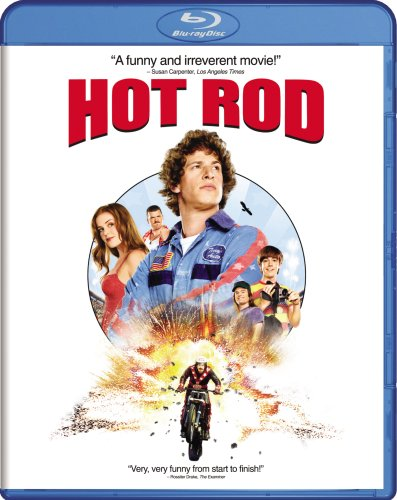 Cover art for  Hot Rod [Blu-ray]