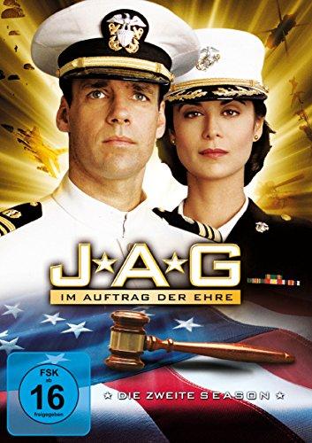 JAG: Im Auftrag der Ehre - Die zweite Season [4 DVDs]