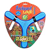 Rangs Backyard Magic Boomerang - Guaranteed Return Flight
