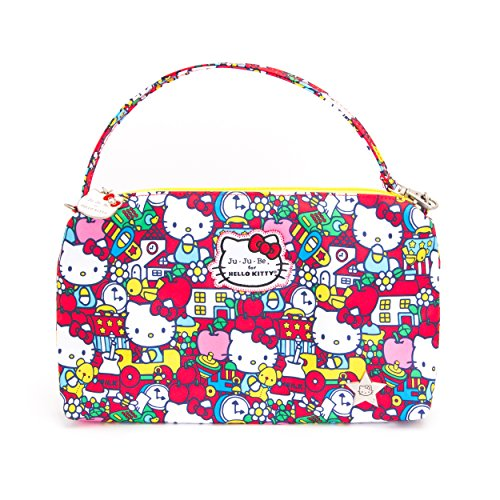 Ju-Ju-Be Hello Kitty Collection Be Quick Wristlet, Tick Tock