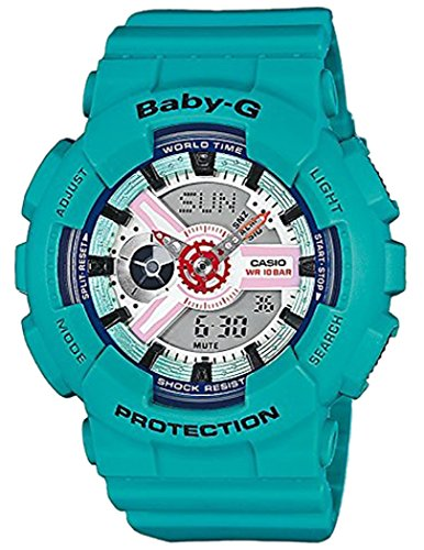 Casio BA-110SN-3AER Reloj de Damas