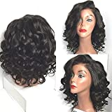Wigshow-Wet-And-Wavy-Lace-Front-Wigs-For-Black-Women-Short-Hairstyles-Synthetic-Front-Lace-Wigs-With-Baby-Hair