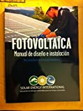 img - for Fotovoltaica: Manual de dise o e instalaci n, 2nd edicion book / textbook / text book