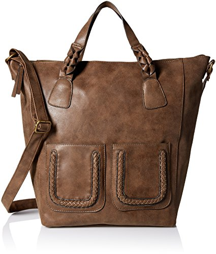 t-shirt-jeans-tote-w-braided-handles-brown