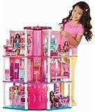 Mattel BLV95 - Barbie, La Casa Dei Sogni New e Auto Mini Cooper di Ken
