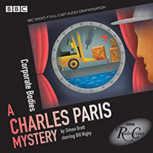 Charles Paris Radio/TV