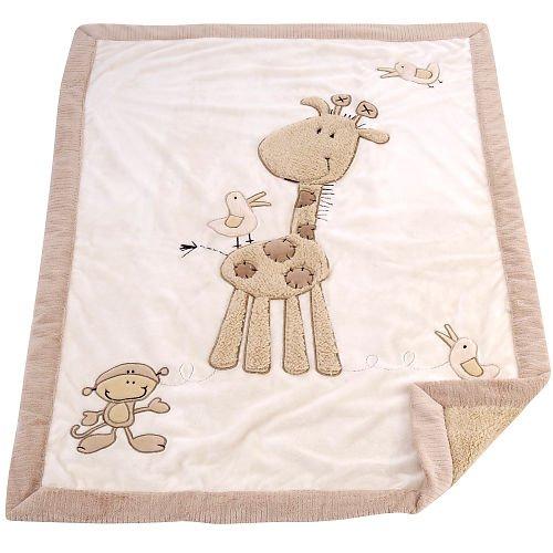 Giraffe Baby Blanket Knitting Pattern : Giraffe Bedding - Totally Kids, Totally Bedrooms - Kids Bedroom Ideas