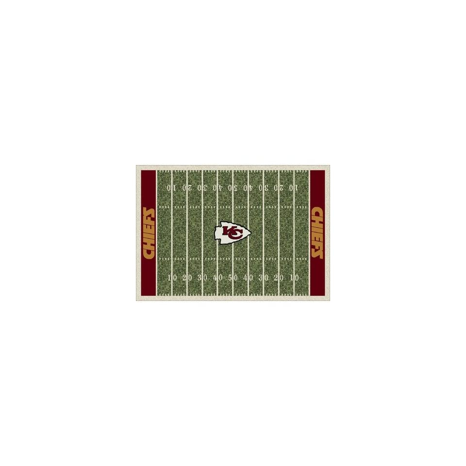 Milliken 533321/1048 NFL Homefield Kansas City Chiefs Football Rug