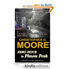 Zero Hour in Phnom Penh (Vincent Calvino Crime Novel)