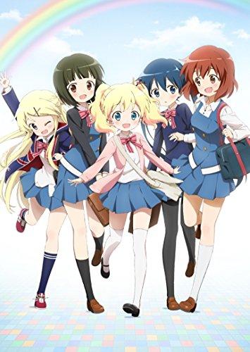 【Amazon.co.jp限定】ハロー! ! きんいろモザイク Vol.3 (オリジナルスタンディPOP付) [Blu-ray]